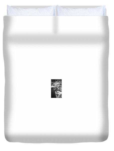 Take Me To The Sky Duvet Cover