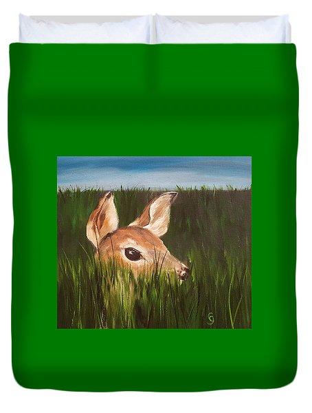 Tall Grass    #63 Duvet Cover