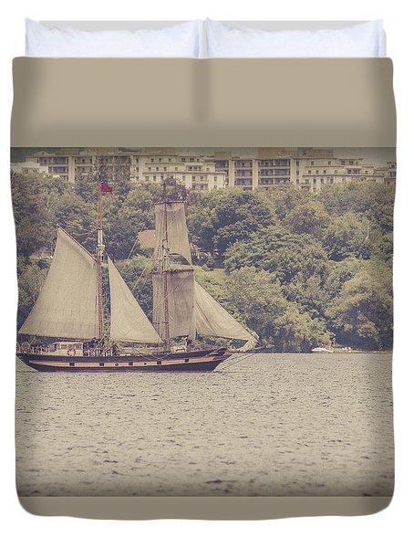 Tall Ship - 2 Duvet Cover