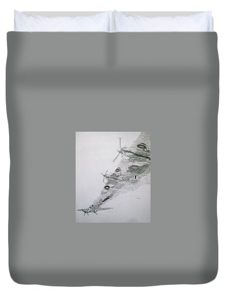 Tally-ho Duvet Cover