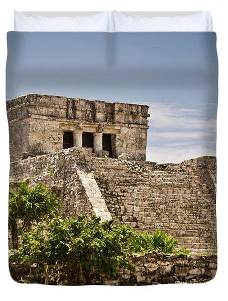 Talum Ruins10 Duvet Cover