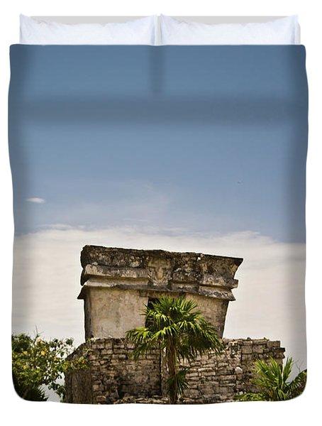 Talum Ruins11 Duvet Cover