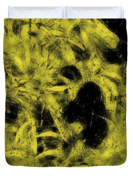 Tangled Branches Duvet Cover