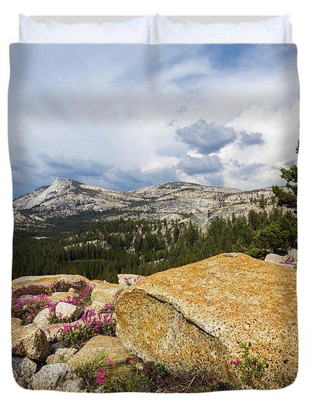 Tanya Overlook  Duvet Cover