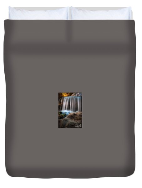 Tanyard Creek 2 Duvet Cover