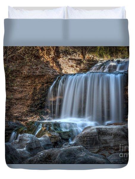 Tanyard Creek Duvet Cover