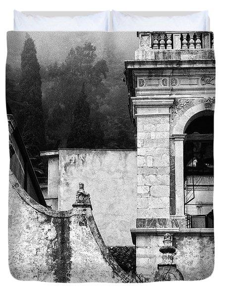 Taormina Church Detail Duvet Cover