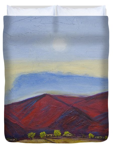 Taos Dream Duvet Cover