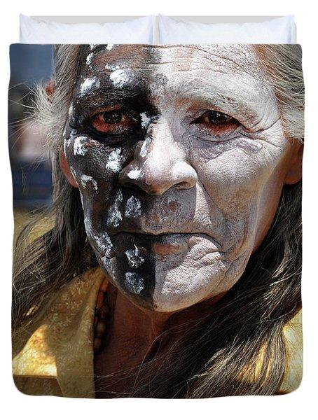 Taos Elder Duvet Cover