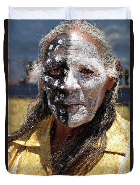 Taos Elder Duvet Cover