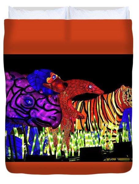 Taronga For The Wild 1 Duvet Cover