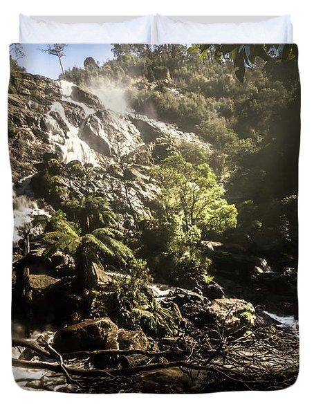 Tasmania Wild Duvet Cover