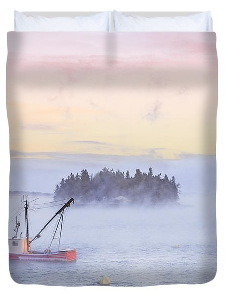 Taste Of Dawn Duvet Cover