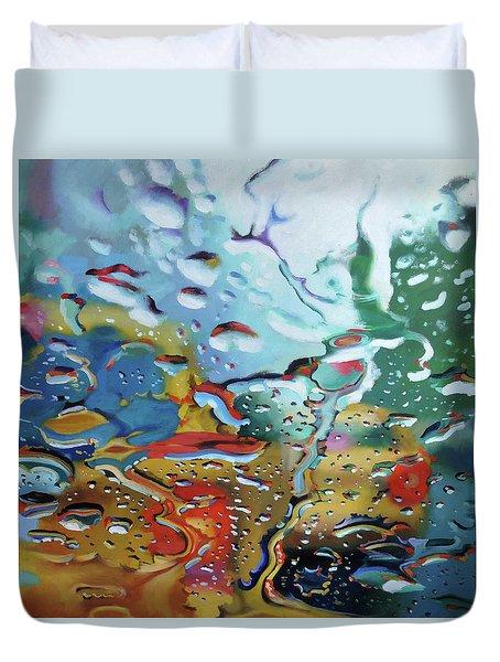 Taxi No.8 Duvet Cover
