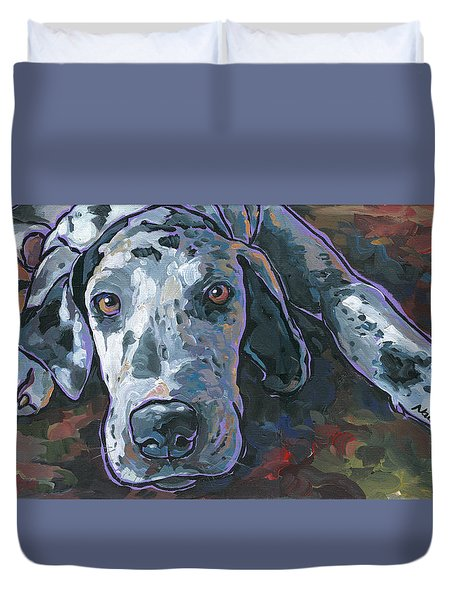 Taylor Duvet Cover by Nadi Spencer