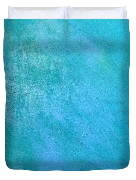 Teal Duvet Cover