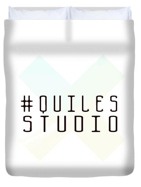 Team Quiles Duvet Cover