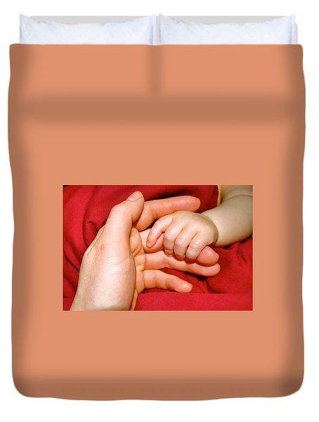 Temporary Duvet Cover