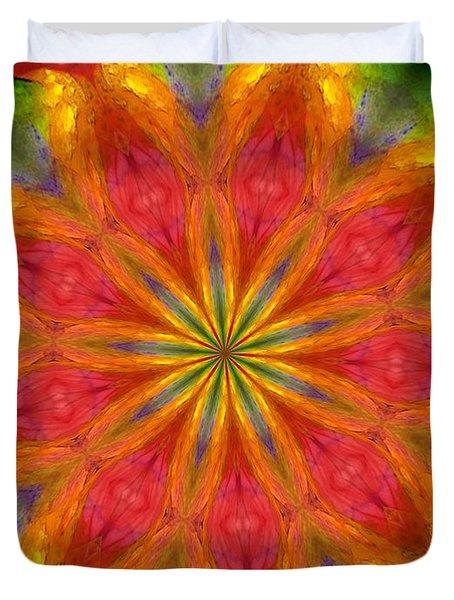 Ten Minute Art 090610-a Duvet Cover by David Lane