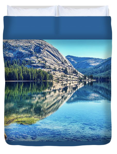 Tenaya Calm Duvet Cover