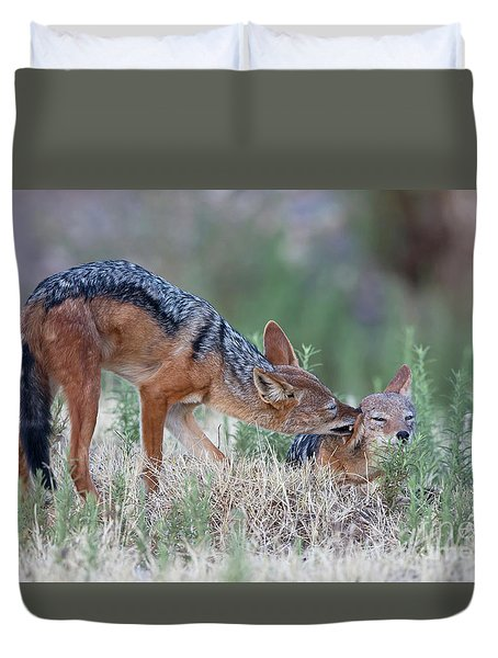 Tender Loving Care Duvet Cover