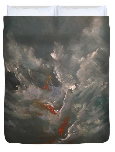 Tenebrious Duvet Cover