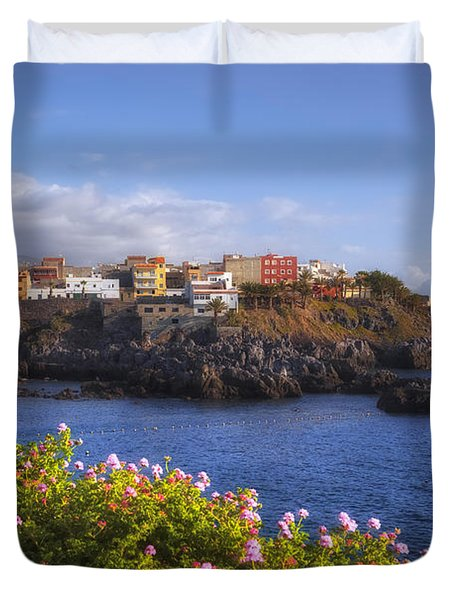 Tenerife - Alcala Duvet Cover
