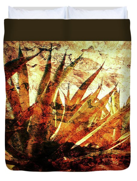 Tequila Field Duvet Cover
