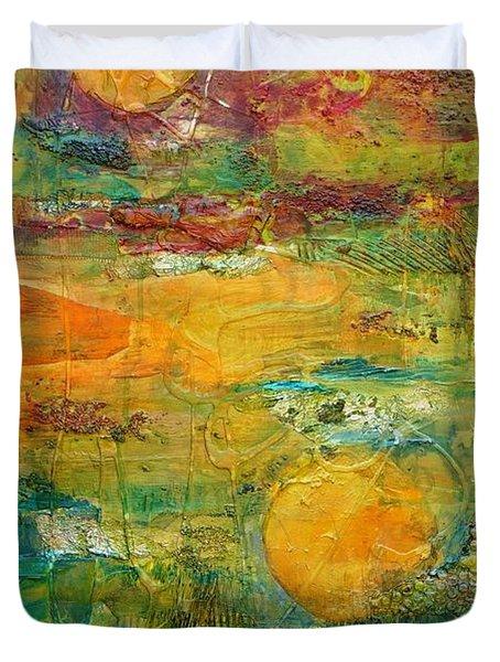 Terra Firma 2 Duvet Cover