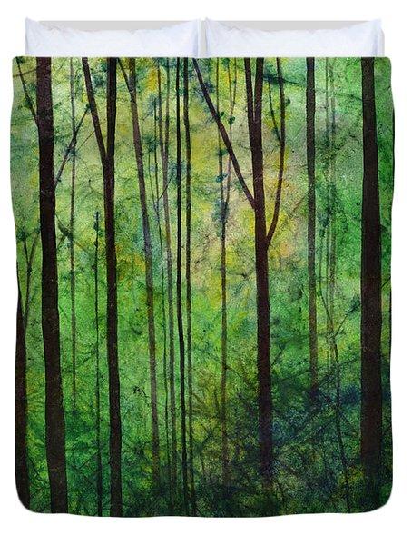 Terra Verde Duvet Cover