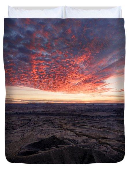 Terrain Duvet Cover