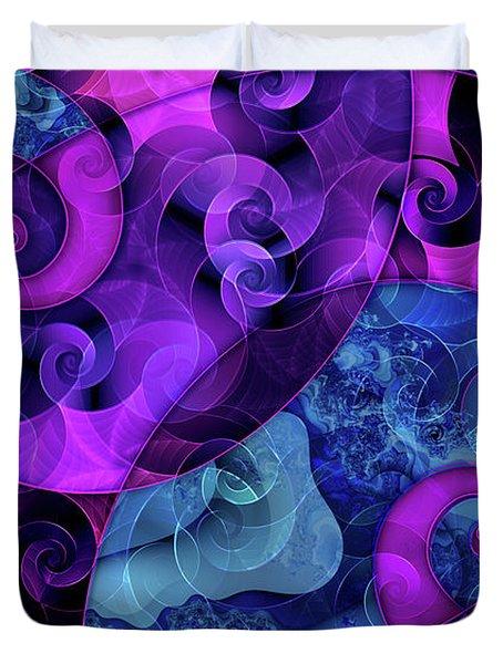 Tessellation Duvet Cover