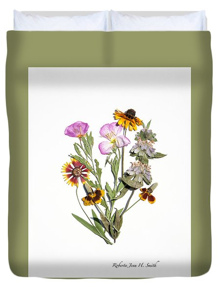 Texas Hill Country 1 Duvet Cover
