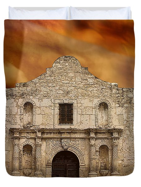 Texas Pride Duvet Cover