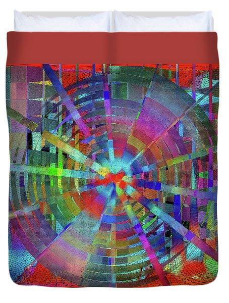 Textures Duvet Cover