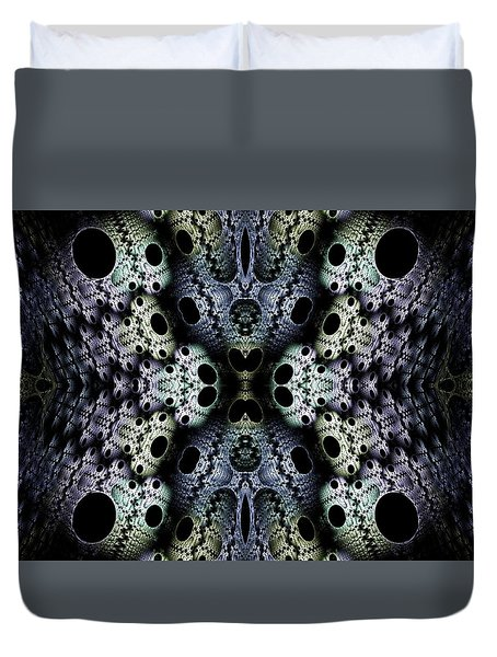 Texturized  Duvet Cover
