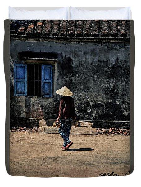 Thanh Ha Ceramic Duvet Cover
