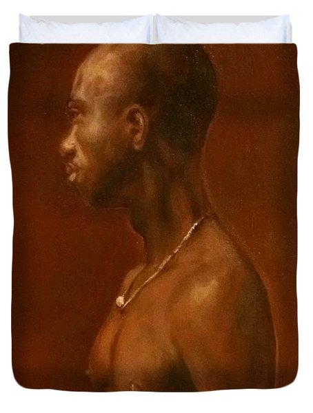 Vincent After Jacob Collins Duvet Cover