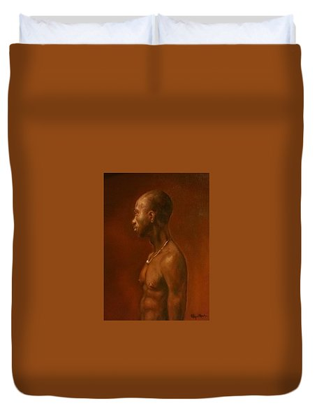 Vincent After Jacob Collins Duvet Cover