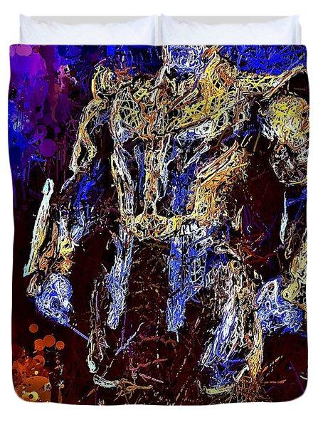 Thanos Duvet Cover