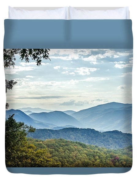 That S Why They Call It Smoky Mountains Photograph By