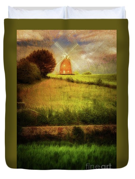 Thaxted Mill Duvet Cover
