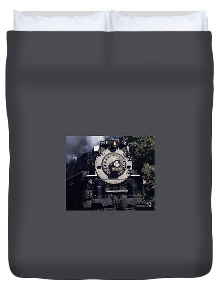 The 765 Duvet Cover