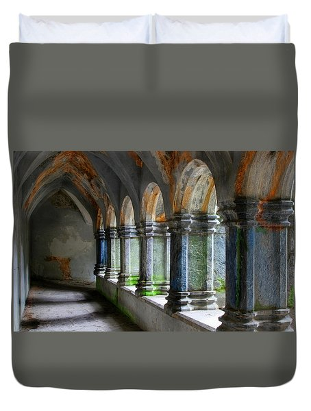 The Abbey Duvet Cover