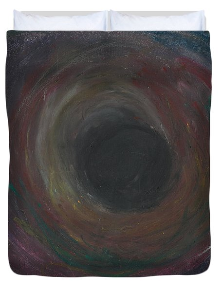 The Abyss  Duvet Cover