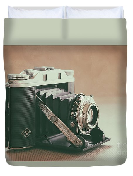 The Agfa Duvet Cover