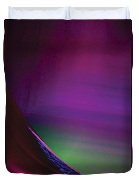 The Air Of Mystery Duvet Cover