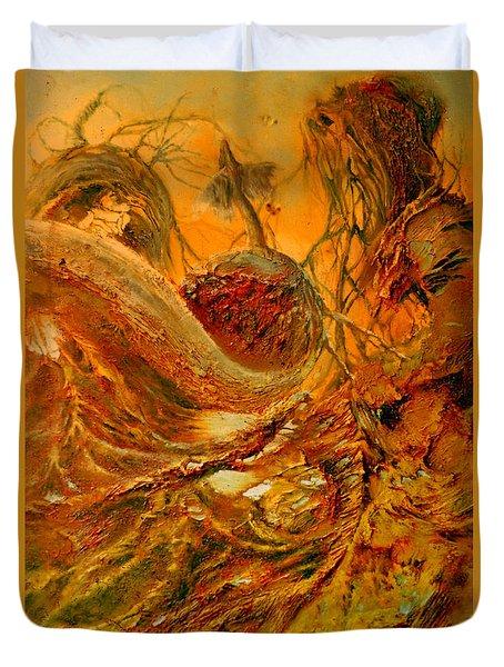 The Alchemist Duvet Cover