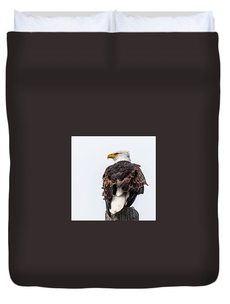The Alert Duvet Cover by Yeates Photography