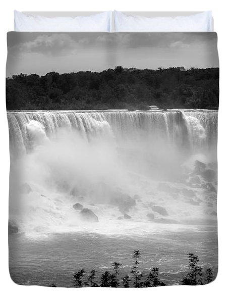 The American Falls Duvet Cover